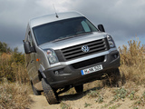 Volkswagen Crafter High Roof Bus 4MOTION by Achleitner 2011 photos
