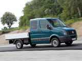 Volkswagen Crafter Double Cab Pickup 2011 pictures