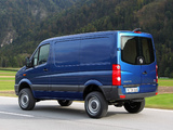 Volkswagen Crafter Van 4MOTION by Achleitner 2011 wallpapers