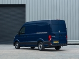 Volkswagen Crafter High Roof Van UK-spec 2017 photos
