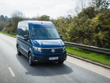 Volkswagen Crafter High Roof Van UK-spec 2017 pictures