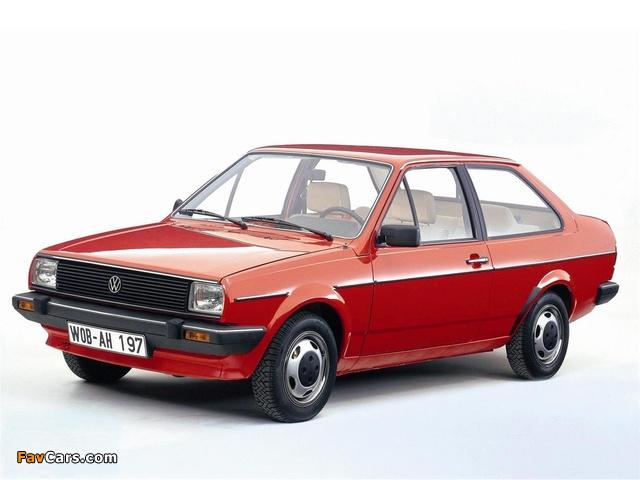 Pictures of Volkswagen Derby (II) 1981–84 (640 x 480)