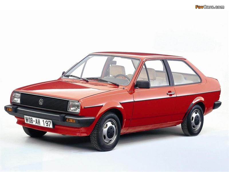 Pictures of Volkswagen Derby (II) 1981–84 (800 x 600)
