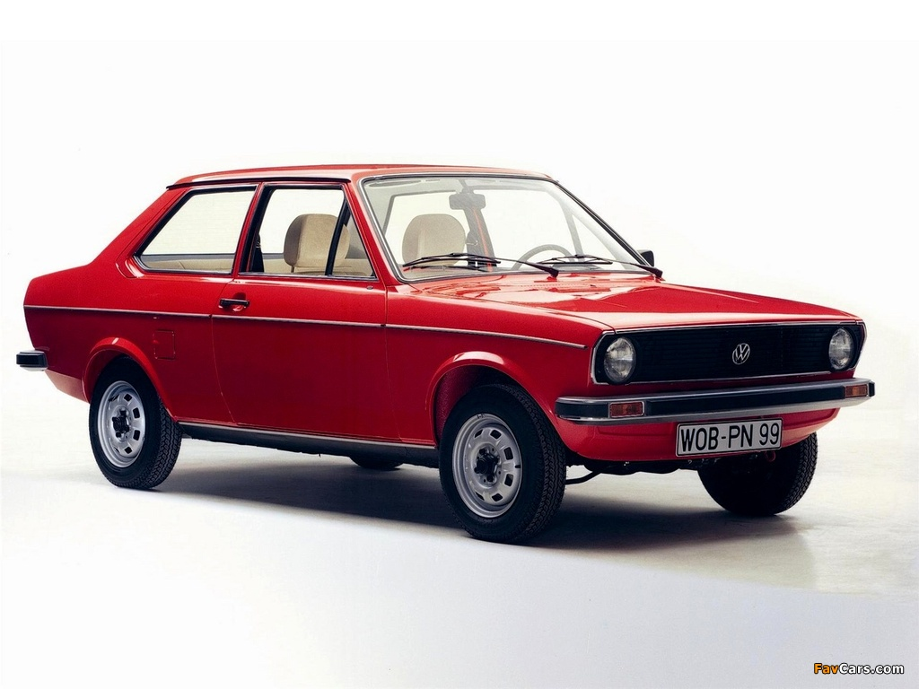 Volkswagen Derby (I) 1978–81 wallpapers (1024 x 768)