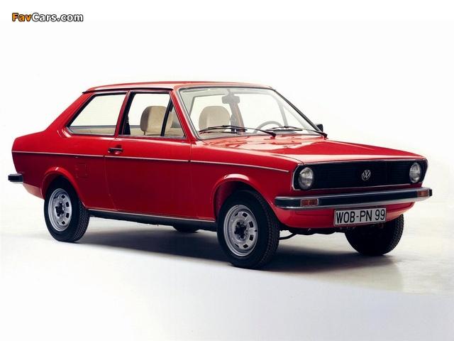 Volkswagen Derby (I) 1978–81 wallpapers (640 x 480)