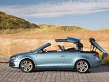 Images of Volkswagen Eos 2010