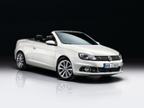 Images of Volkswagen Eos Sport & Style 2011