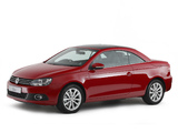 Images of Volkswagen Eos AU-spec 2011