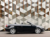 Photos of Volkswagen Eos UK-spec 2011