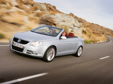 Pictures of Volkswagen Eos 2006–10