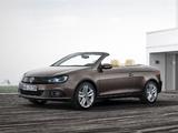 Pictures of Volkswagen Eos 2010