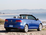 Pictures of Volkswagen Eos US-spec 2011