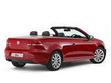 Pictures of Volkswagen Eos AU-spec 2011