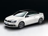 Volkswagen Eos Black Style Premium 2011 images