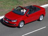 Volkswagen Eos AU-spec 2011 images