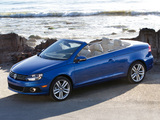 Volkswagen Eos US-spec 2011 wallpapers