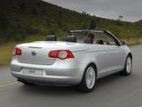 Volkswagen Eos ZA-spec 2006–10 wallpapers