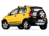 Images of Volkswagen CrossFox 2005–07