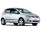 Images of Volkswagen Fox Sportline 5-door 2007–09