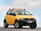 Images of Volkswagen CrossFox 2008–09