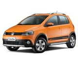 Images of Volkswagen CrossFox 2009–12