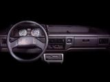 Photos of Volkswagen Fox US-spec 1991–93