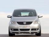 Photos of ABT Volkswagen Fox 2005–09