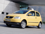 Photos of Volkswagen Fox 2005–09