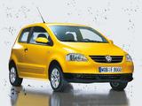 Photos of Volkswagen Fox Refresh 2008–09