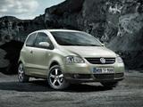 Photos of Volkswagen Fox Style 2009
