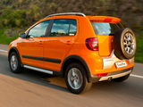 Photos of Volkswagen CrossFox 2012