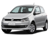 Photos of Volkswagen Fox BlueMotion 3-door 2012