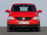 Pictures of Volkswagen Fox 2005–09