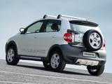 Pictures of Volkswagen CrossFox 2005–07