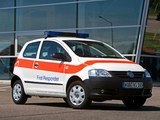 Pictures of Volkswagen Fox First Responder 2005–09
