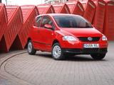 Pictures of Volkswagen Fox UK-spec 2005–09
