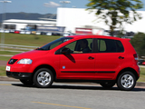 Pictures of Volkswagen Fox Route 2007