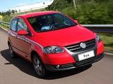 Pictures of Volkswagen Fox Extreme 2008–09