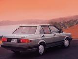 Volkswagen Fox US-spec 1987–91 images