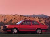 Volkswagen Fox 2-door US-spec 1987–91 wallpapers