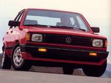 Volkswagen Fox US-spec 1987–91 wallpapers