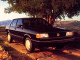 Volkswagen Fox US-spec 1991–93 photos