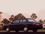 Volkswagen Fox 2-door US-spec 1991–93 wallpapers