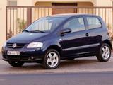 Volkswagen Fox 2005–09 images