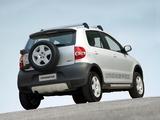 Volkswagen CrossFox 2005–07 photos
