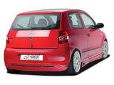 RDX Racedesign Volkswagen Fox 2005–09 photos