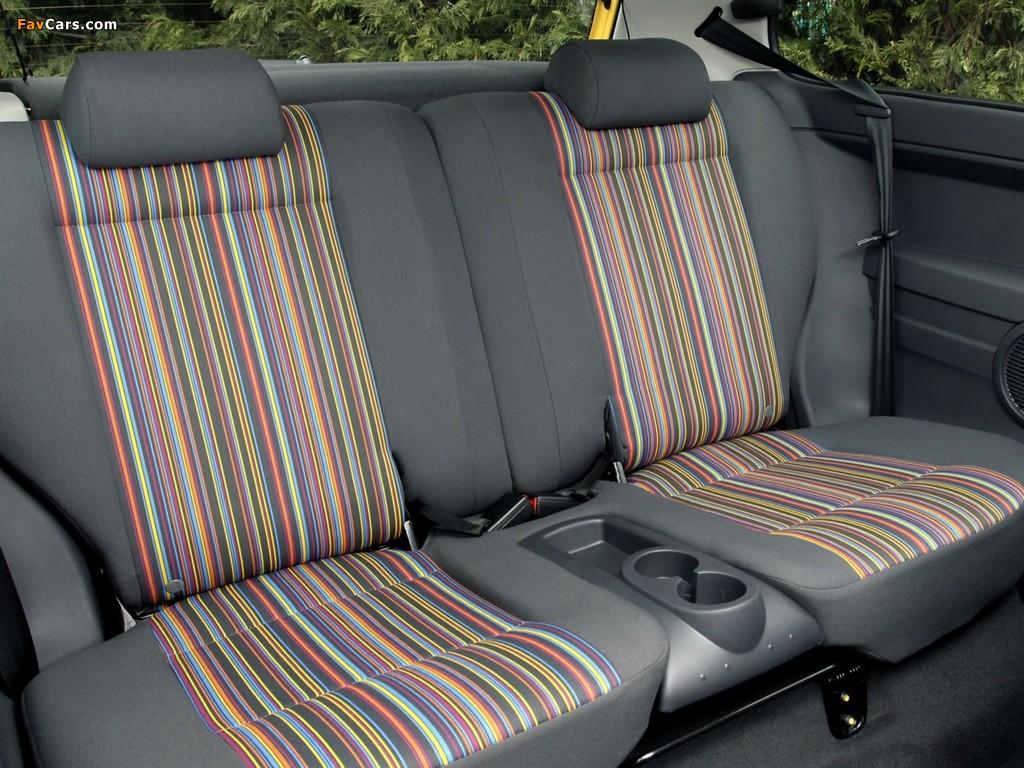 Volkswagen Fox UK-spec 2005–09 photos (1024 x 768)