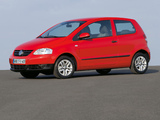 Volkswagen Fox 2005–09 photos