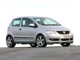 ABT Volkswagen Fox 2005–09 pictures