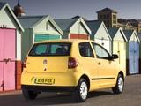 Volkswagen Fox UK-spec 2005–09 pictures